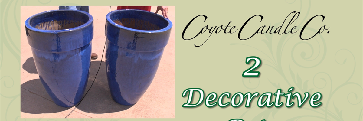 Day 8 - Coyote Candle Co