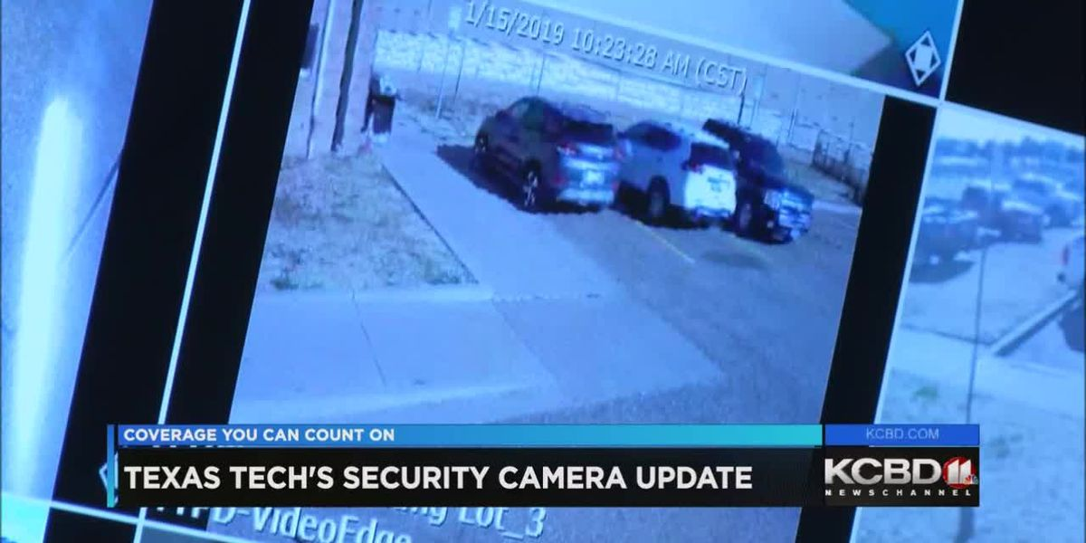 Texas Tech PD planning to deploy more security cameras