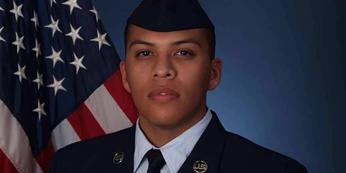 Lubbock High alum graduates basic military training for U.S. Air Force