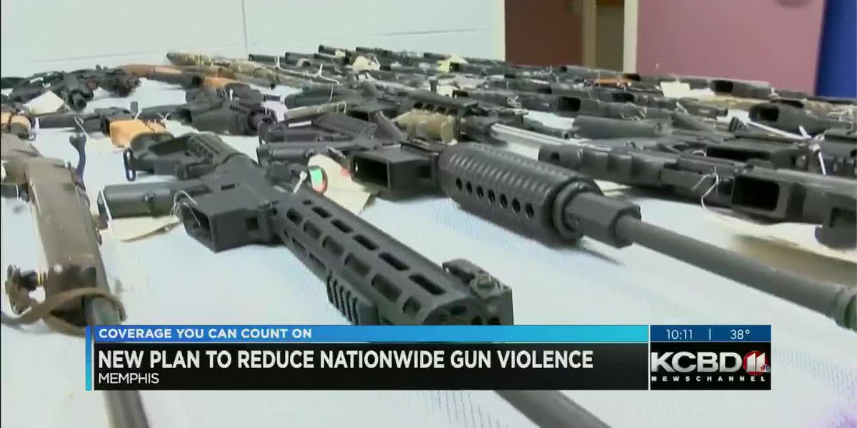 Justice Department launches new program to fight nationwide gun violence