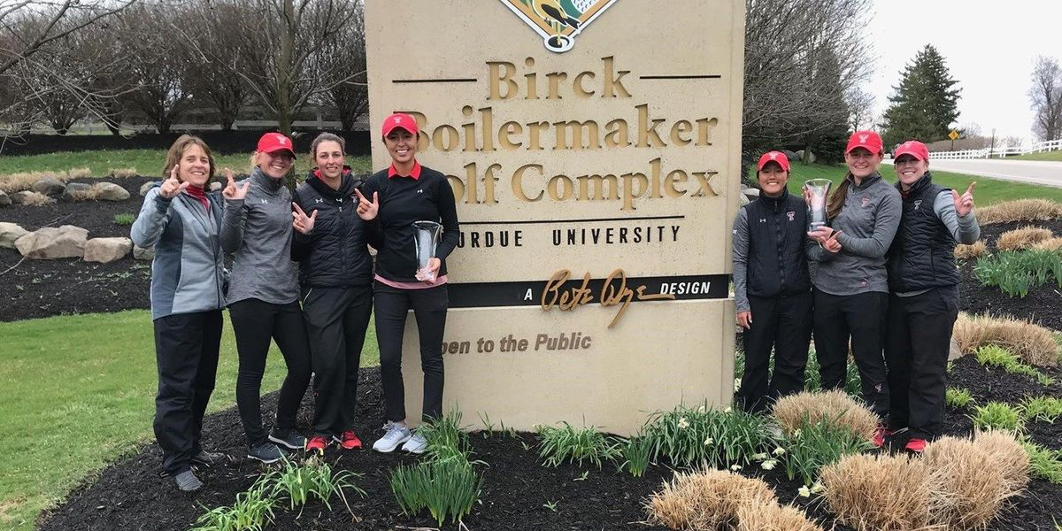 Lady Raiders Golf remains in 7th at Big 12 Championships