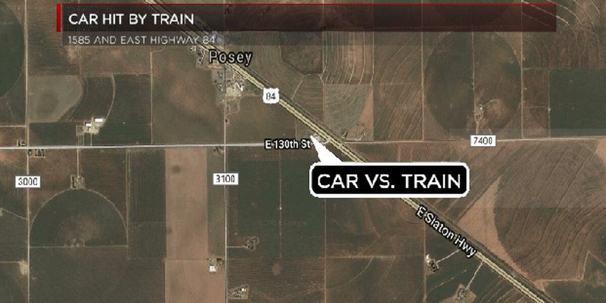Driver identified after morning train crash, hospitalized with serious injuries