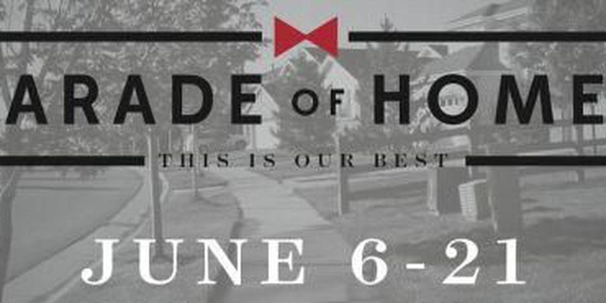 Noon Notebook 6/3: Parade of Homes