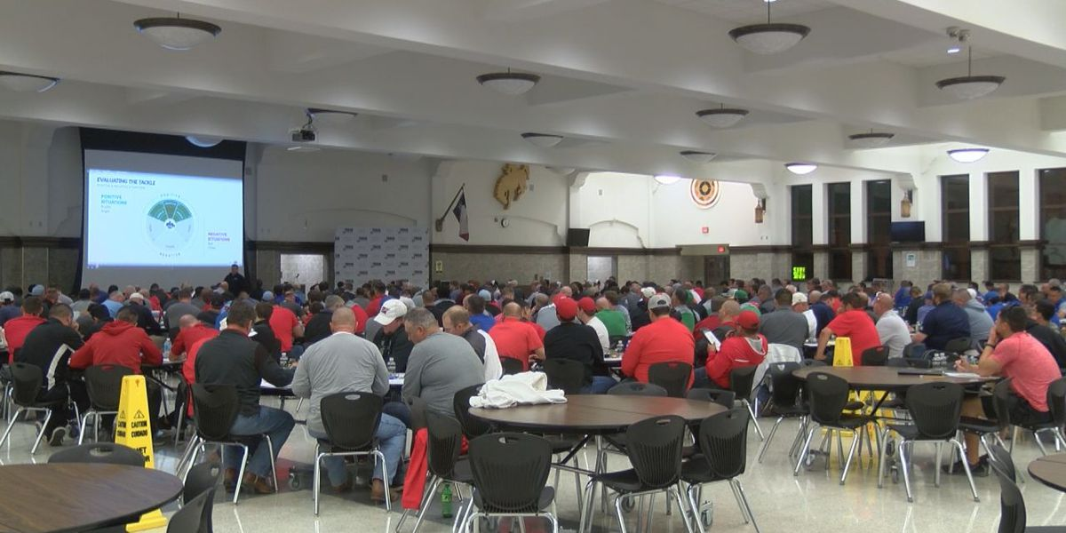 F.A.S.T. Clinics working on making Texas high school football safer