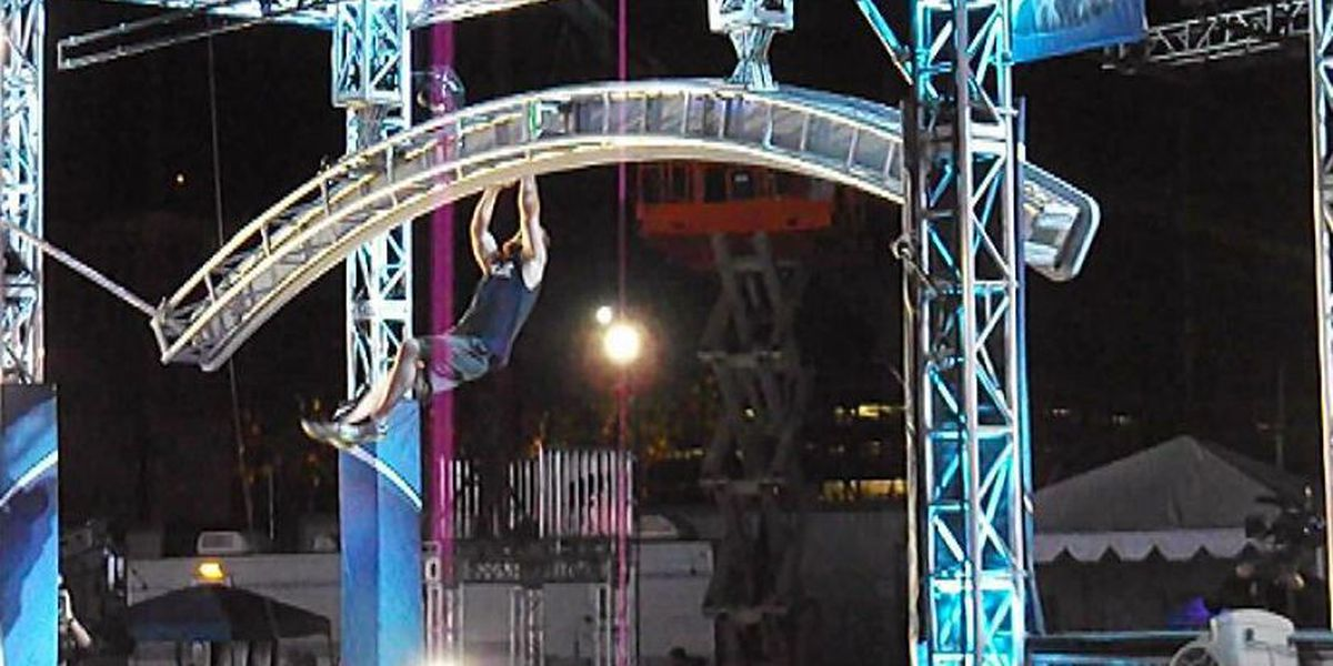 Hale Center father competes on 'American Ninja Warrior'