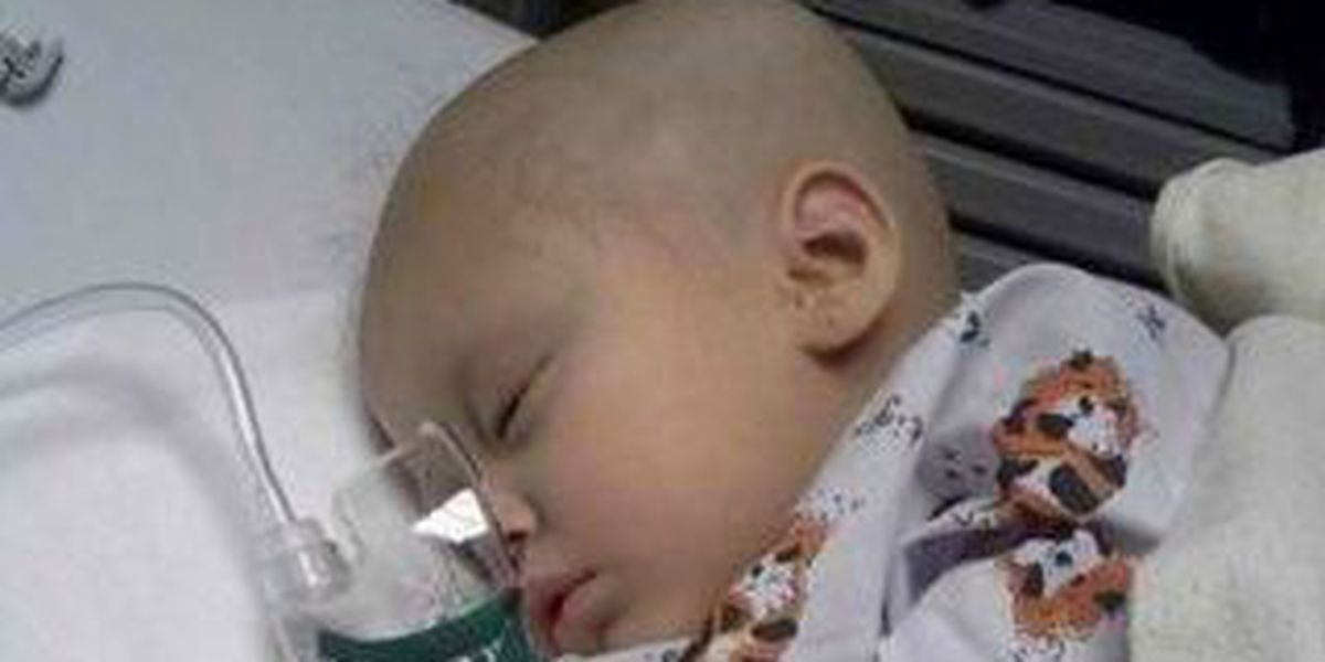 Lubbock 2-year-old fighting Stage 4 cancer