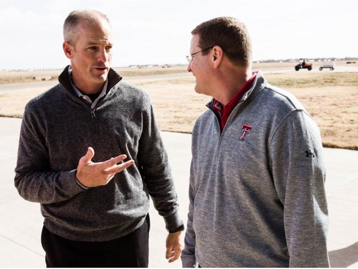 Red Raider Football coach Matt Wells lands $18.8 million contract