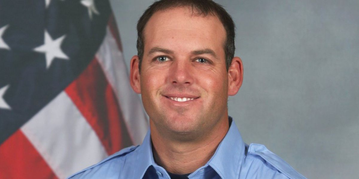WATCH: Funeral held for fallen firefighter Eric Hill