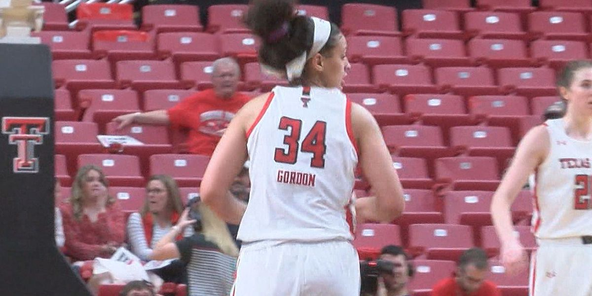 Lexi Gordon named Big 12 Player of the Week