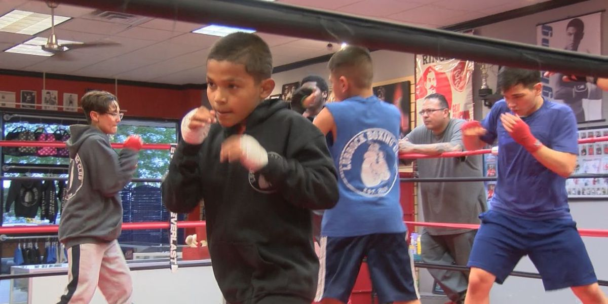 West Texas Junior Olympics Box-Off fundraising event this weekend