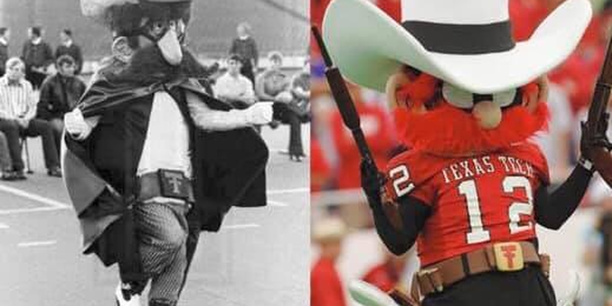 Countdown to Final Four: How Raider Red was brought to life