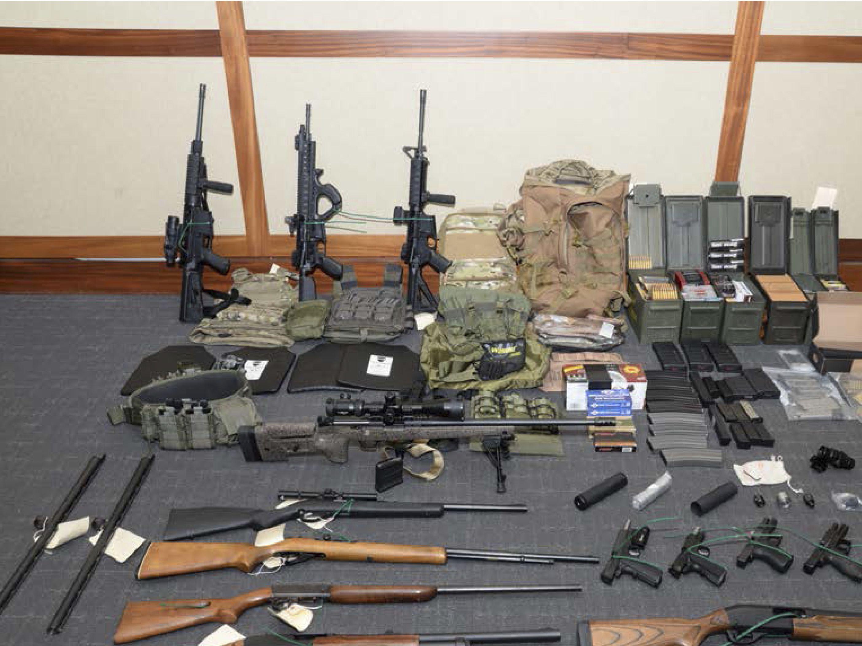 Coast Guard officer accused of terrorist plot against Democrats , CNN reporters