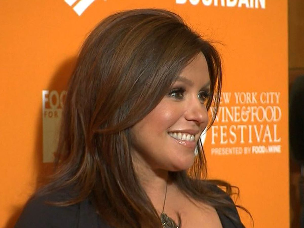 Fire engulfs cooking show star Rachael Ray's home