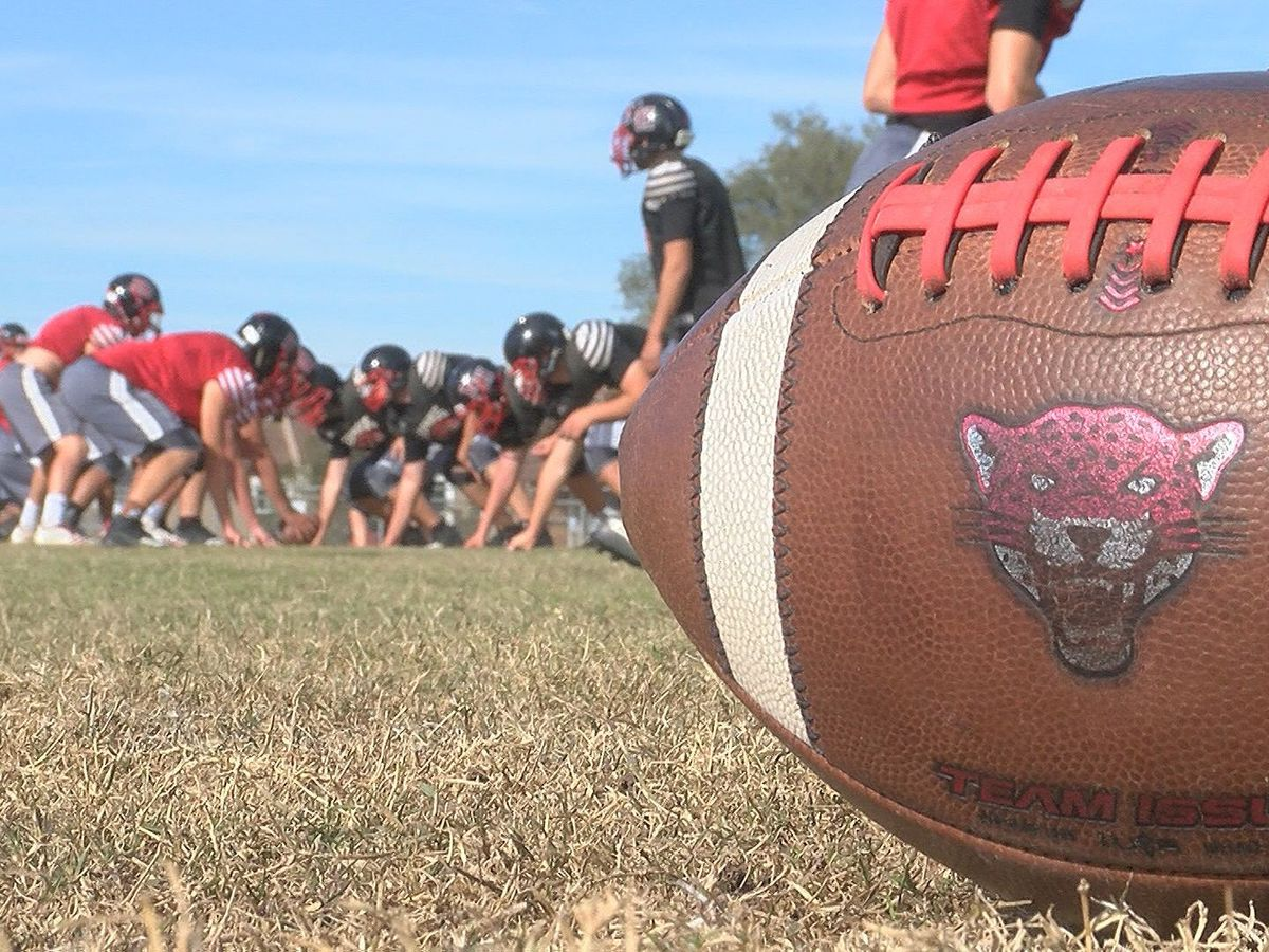 Beyond the Friday Night Lights: New Home Leopards