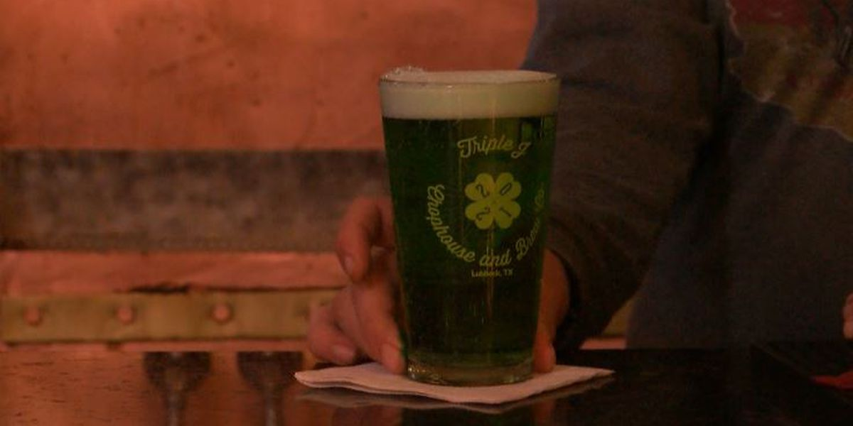 Lubbock businesses expect big crowds but will still promote safety on St. Patrick's Day