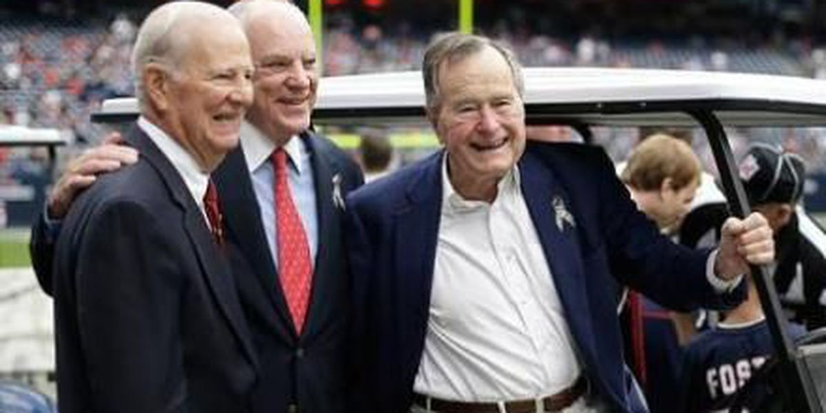 Lubbock locals remember Bush as loyal, kind, noble