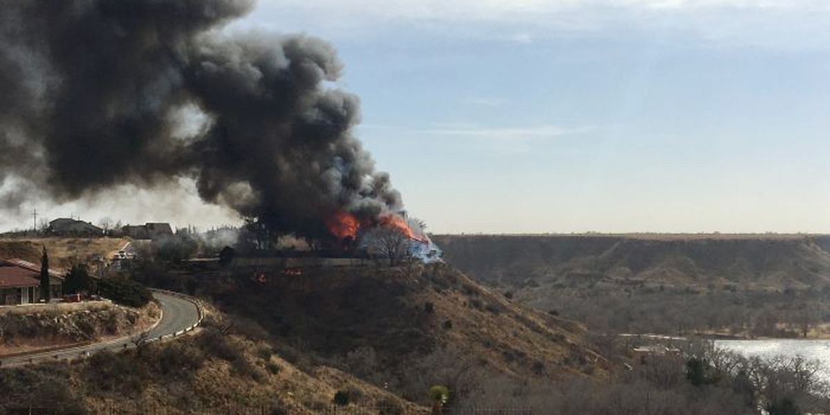 Home destroyed, 30 acres burned in Ransom Canyon fire