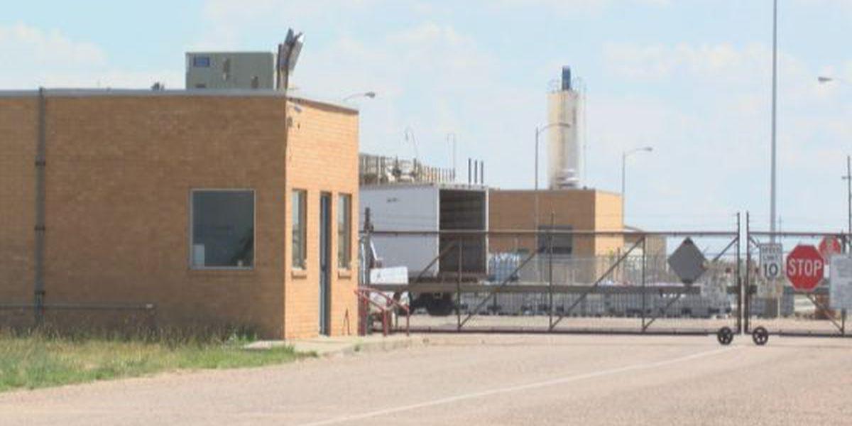 Littlefield denim mill to close Jan. 6