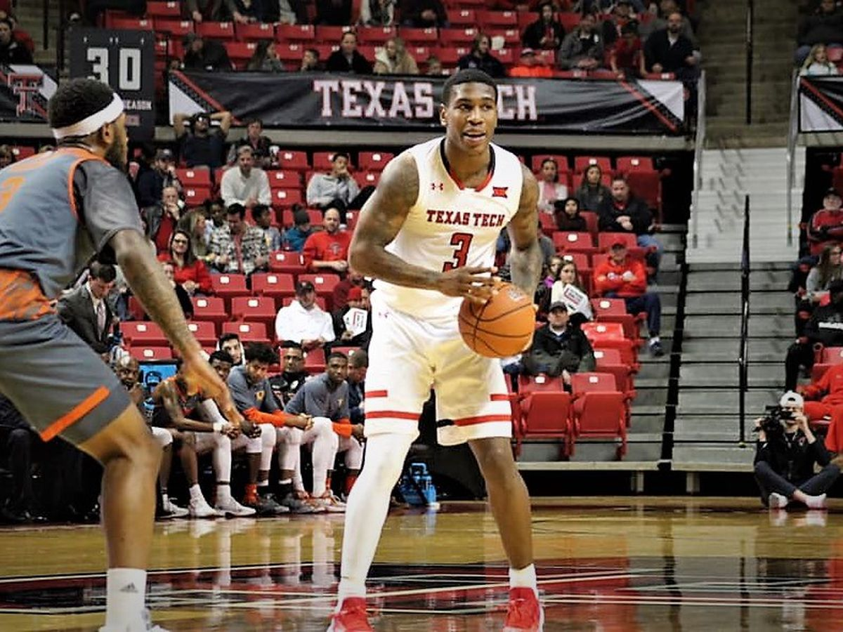 Tech's Deshawn Corprew suspended from basketball team
