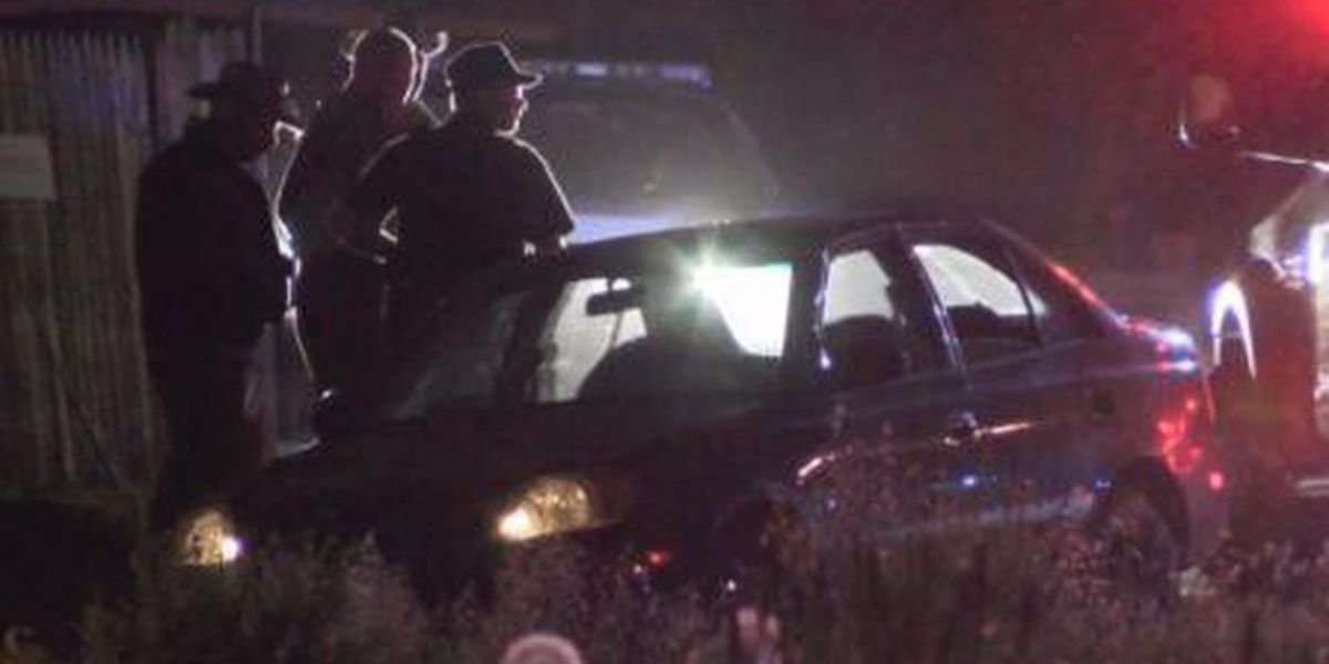 3 arrested in car chase from Hockley Co. to Lubbock Co.