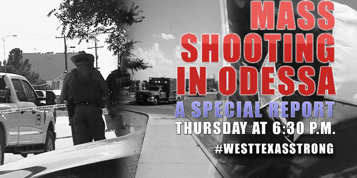 WATCH: Mass shooting in Odessa, a special report