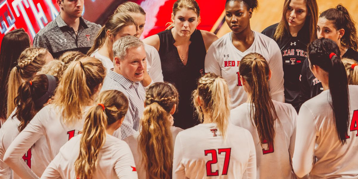 Texas Tech Volleyball falls on the road to TCU