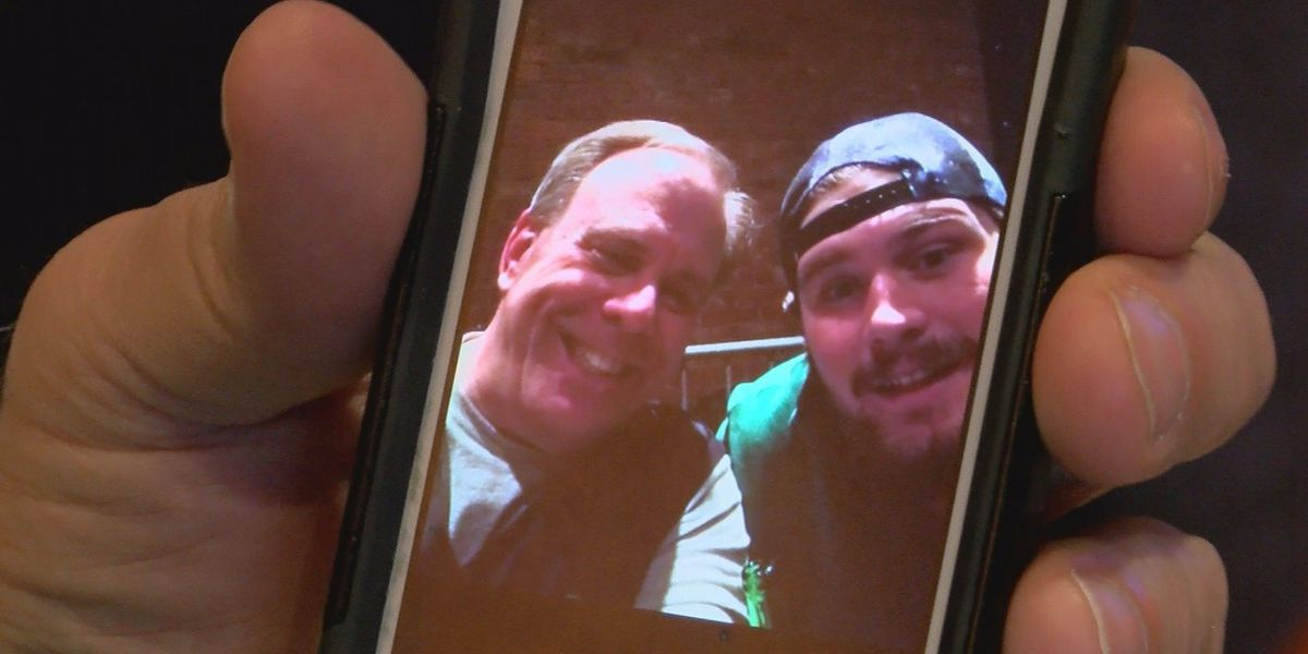 Father speaks out against fentanyl after son's overdose