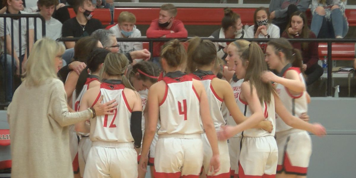 Hoop Madness Team of the Week: Shallowater Fillies