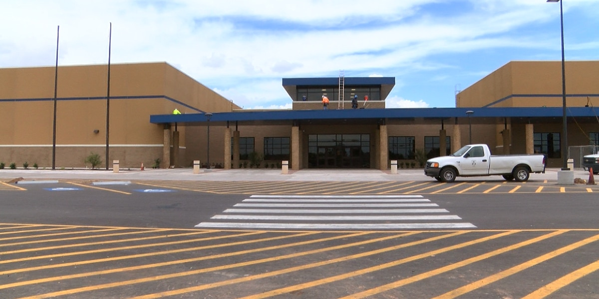 Frenship Ninth Grade Center to help with high school overcrowding