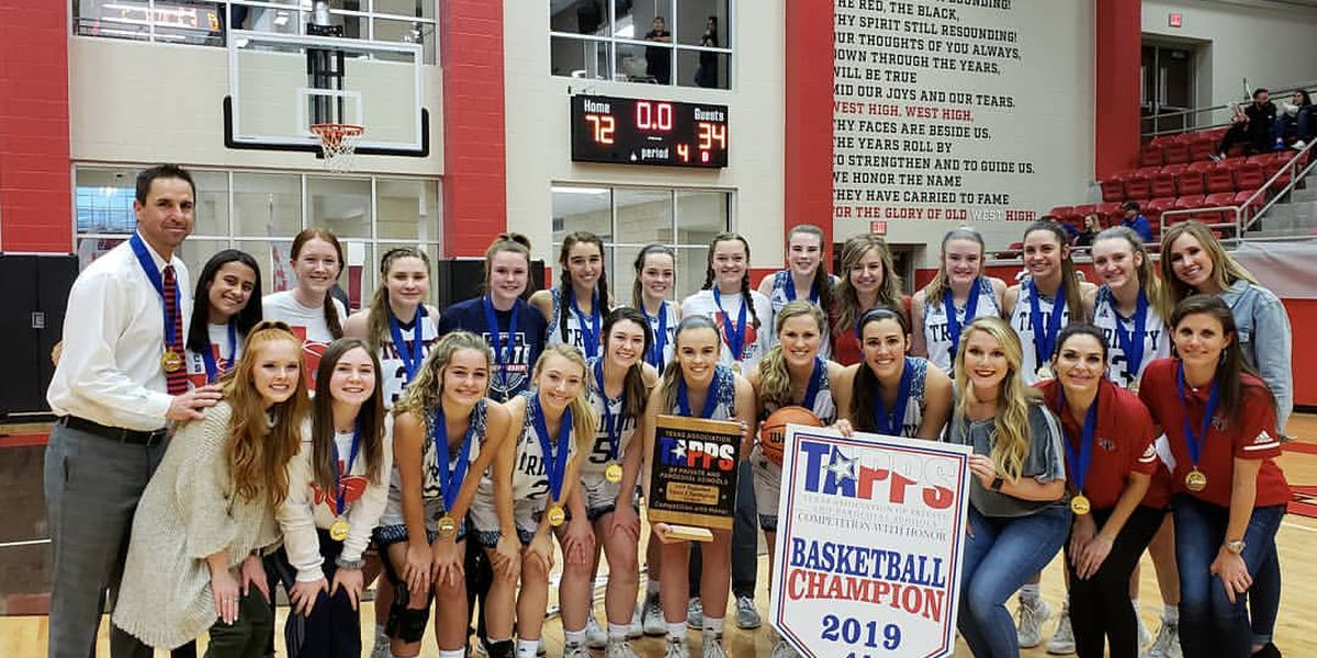 Trinity Christian girls win State Title