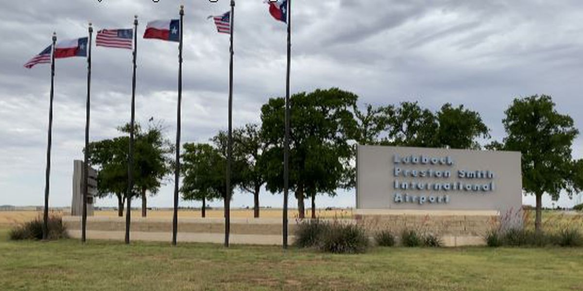 Lubbock Preston Smith International Airport to receive $2M federal grant