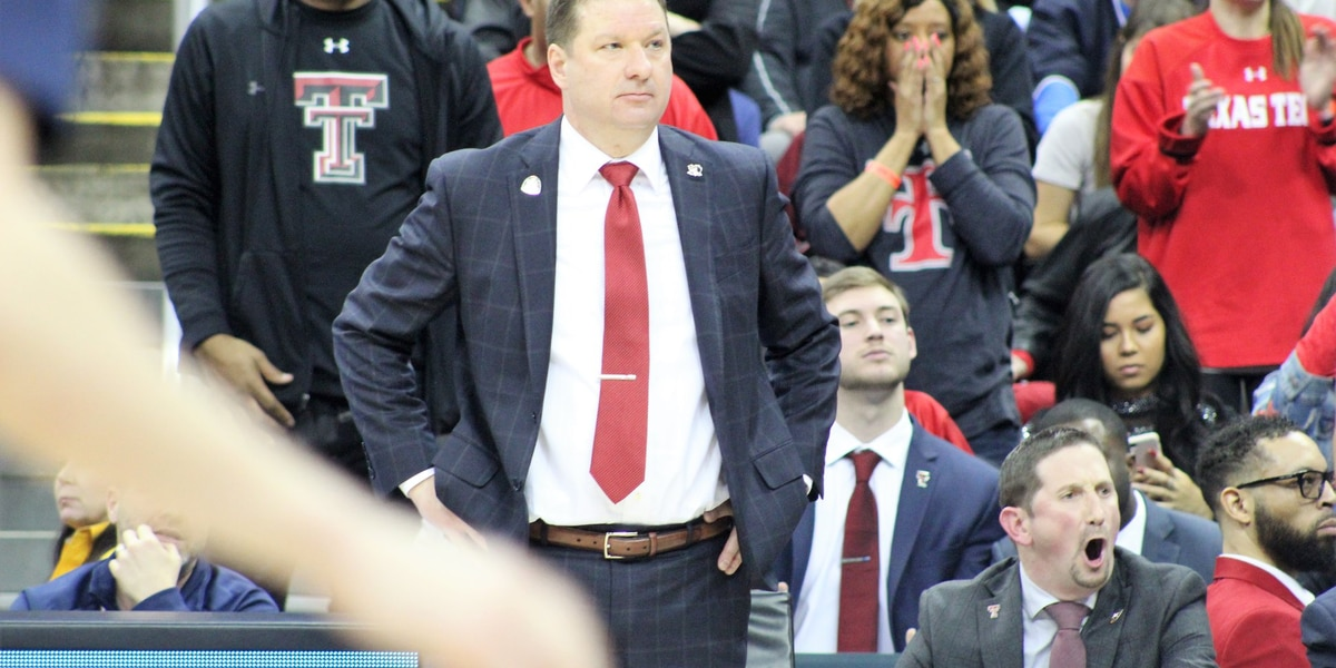 "Coach Beard responds to Emmett's death, ""terrible day"" for Red Raiders"