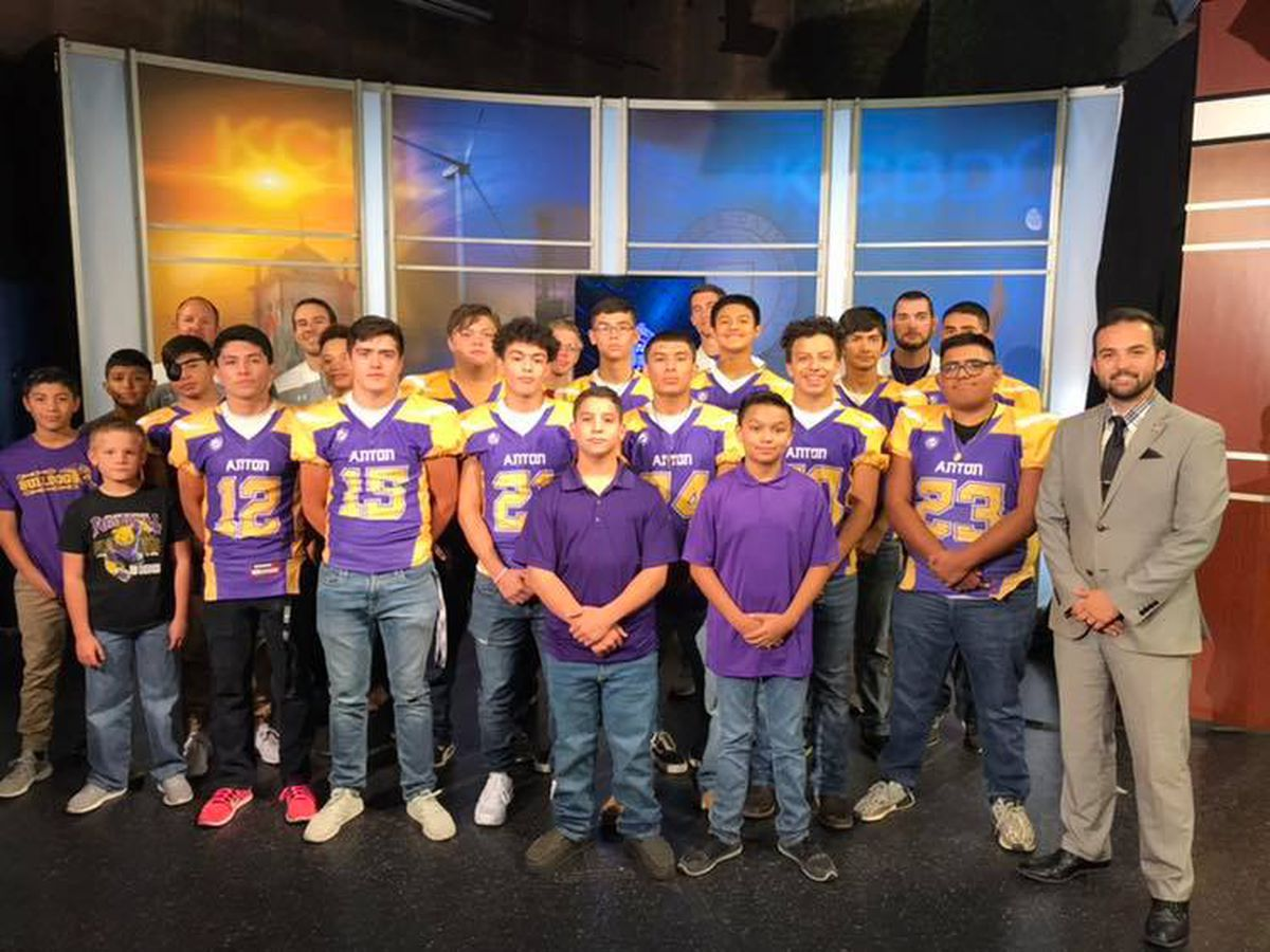 The End Zone Team of the Week: Anton Bulldogs