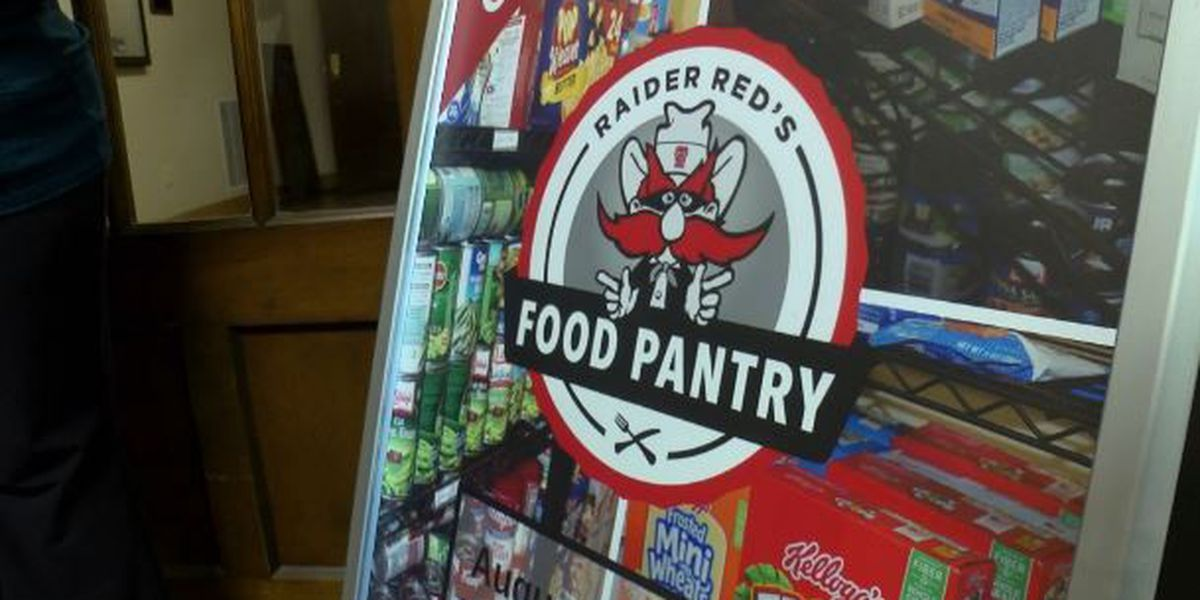 Raider Red's Food Pantry opens Wednesday for TTU students