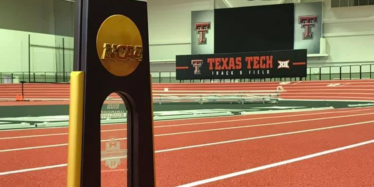 Nine Red Raiders in action at USATF Championships