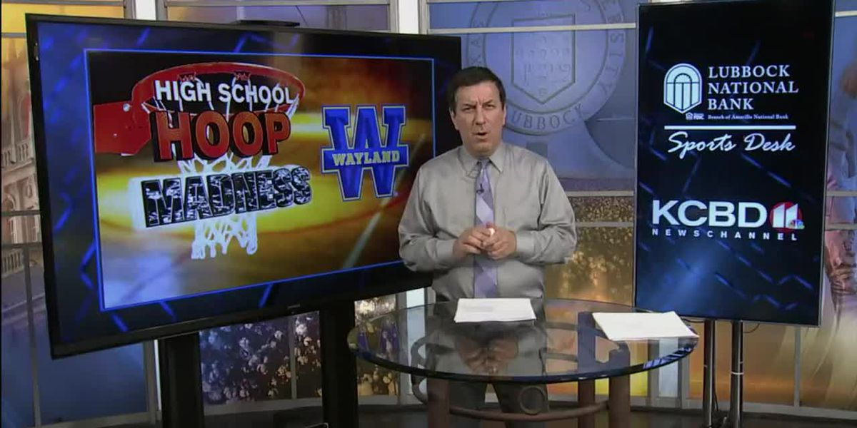 Hoop Madness Highlights for Friday, Jan. 22