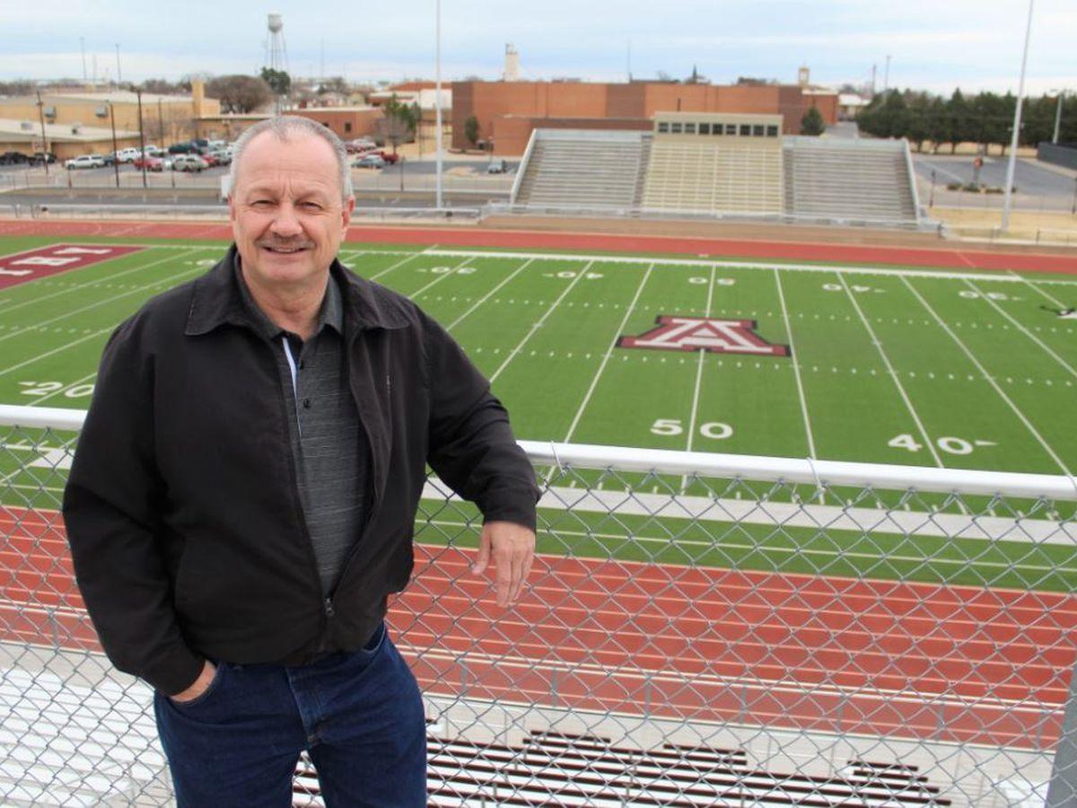 More than a videographer: Abernathy's David Sanderson attends 365-consecutive games