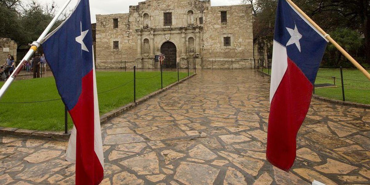 "Gov. Greg Abbott warns Texas education board of ""political correctness"" over Alamo history standards"