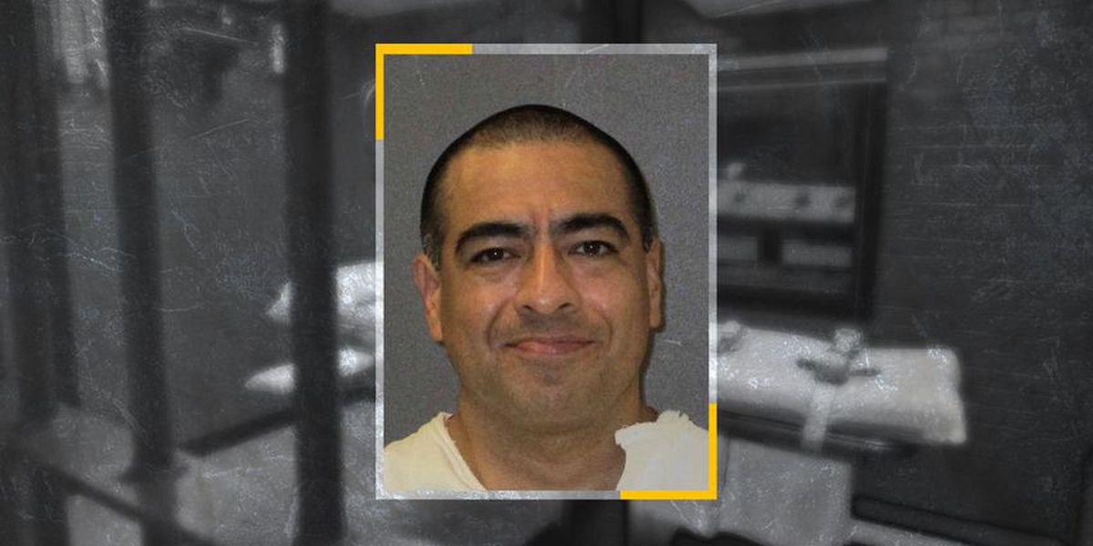 Texas set to execute Abel Ochoa after shooting deaths of 5 family members