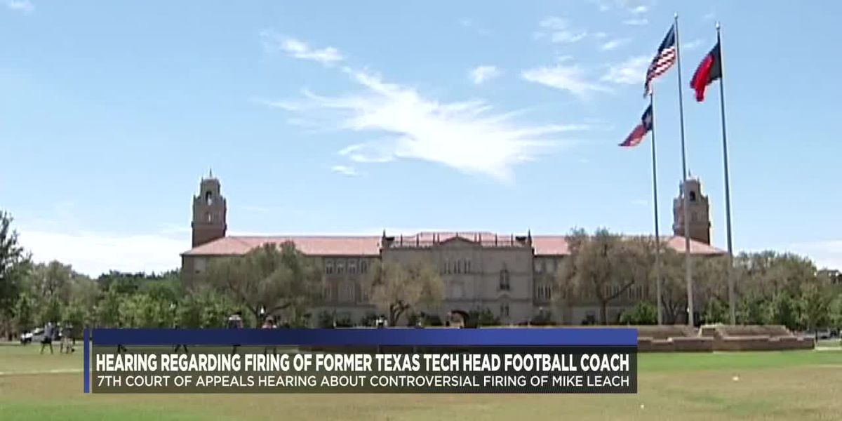 Court to make ruling on public information in Mike Leach investigation