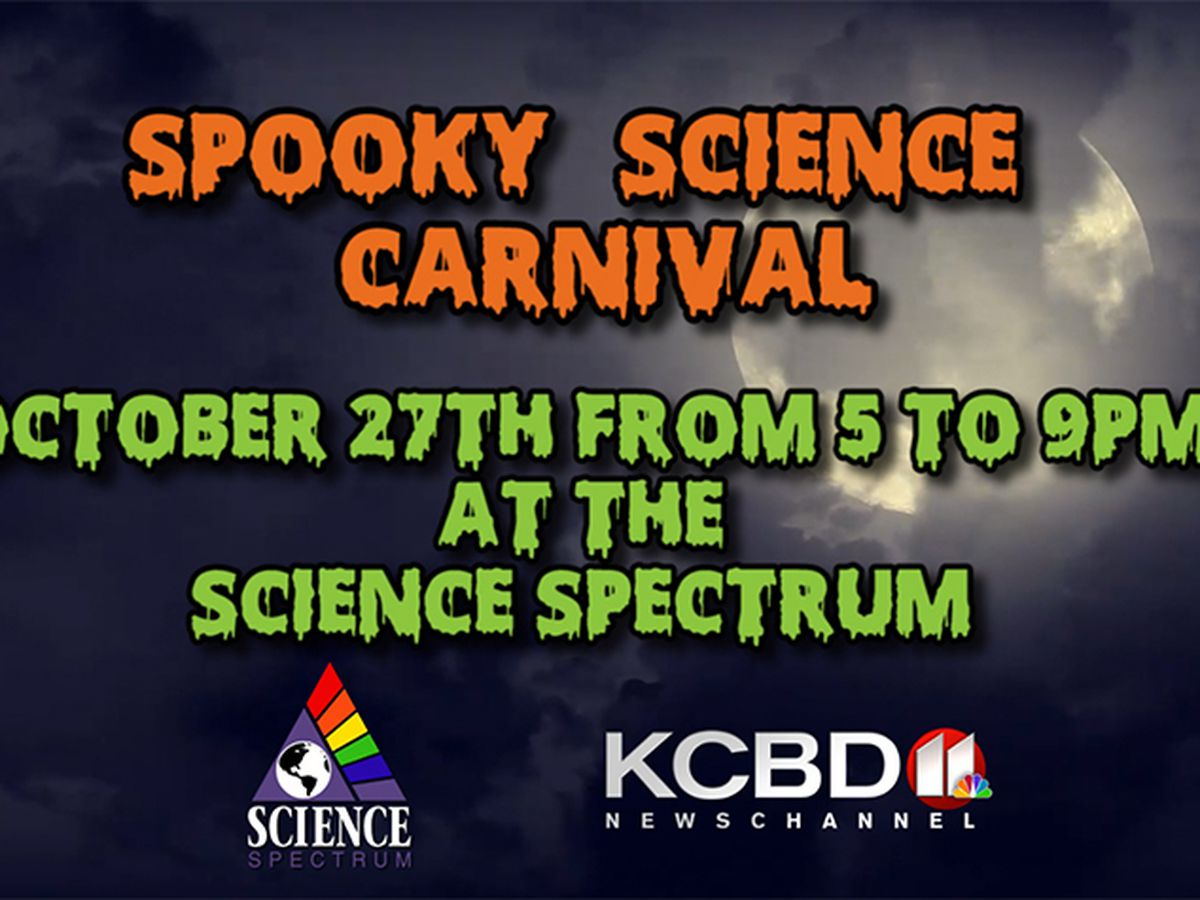 Spooky Science Carnival Giveaway Official Rules