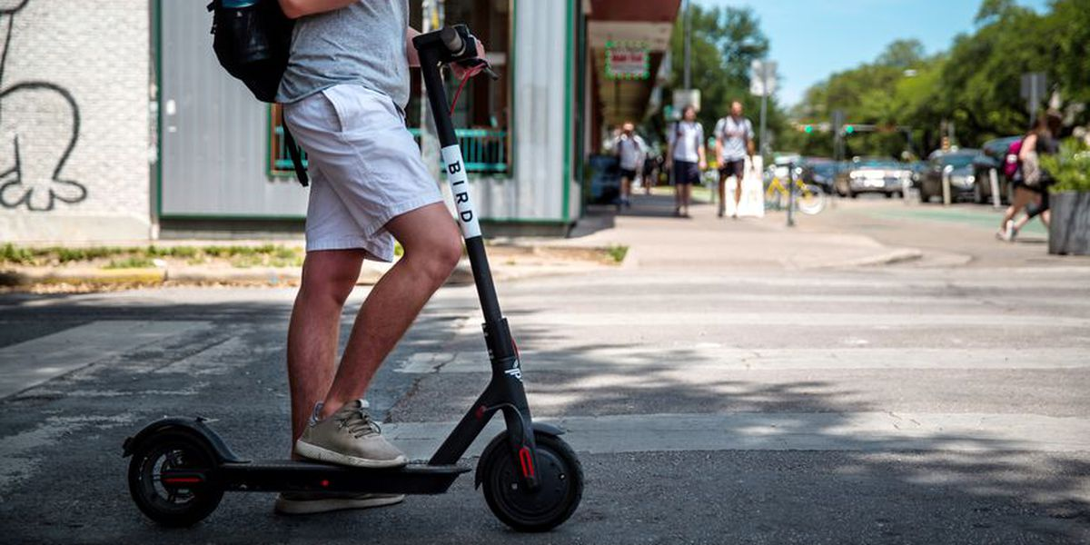 Electric scooters could soon be kicked off Texas sidewalks, if state Senate gets its way