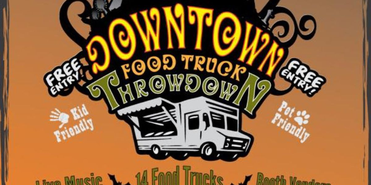 Get set for the Downtown Food Truck Showdown