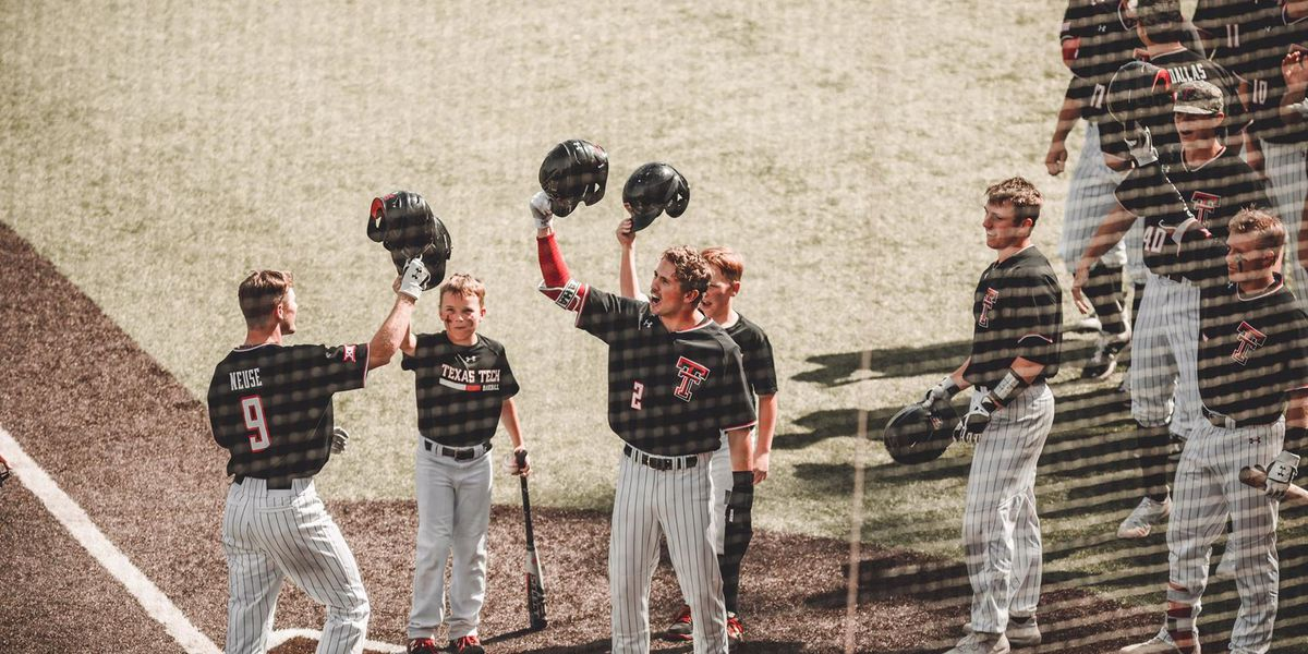 Red Raider baseball stays hot against Oklahoma State