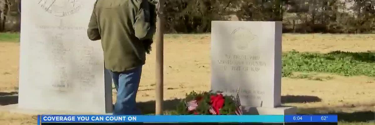 Lubbock hosts Wreaths Around America event