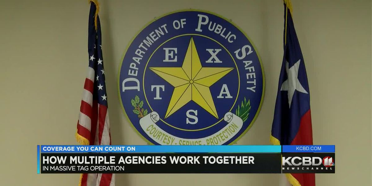 Agencies discuss partnership during 4-day arrest operation