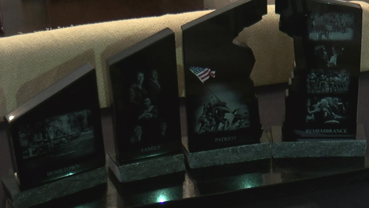 Gold Star Families to be recognized with Purple Heart, Medal of Honor recipients on Monument of Courage
