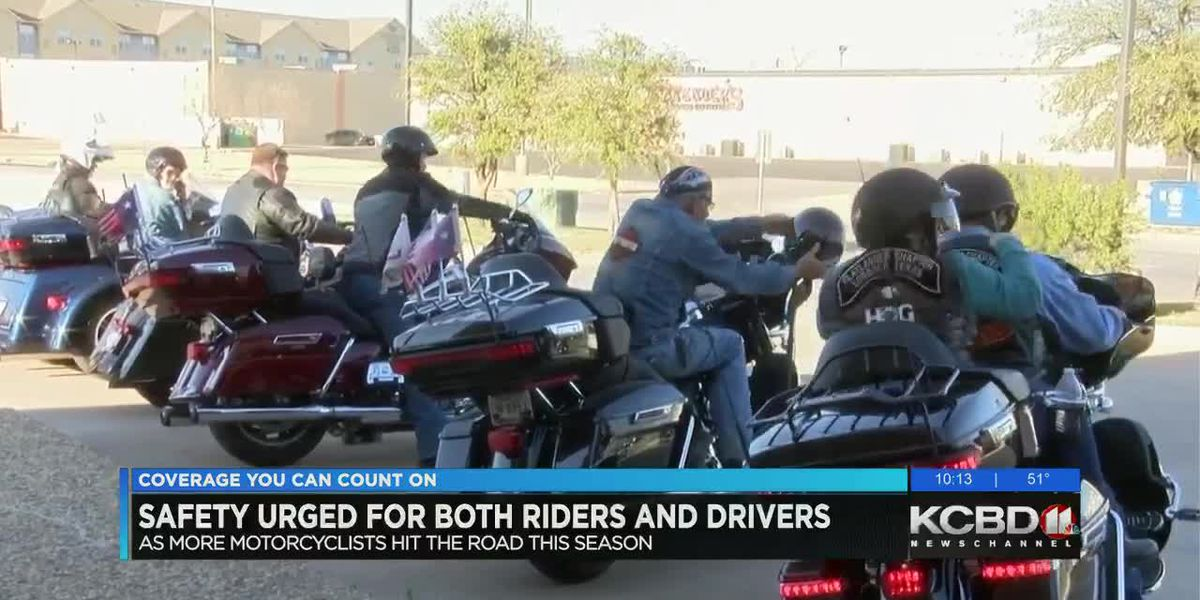 KCBD Newschannel 11 at 10 3/19/2019 Motorcycle safety