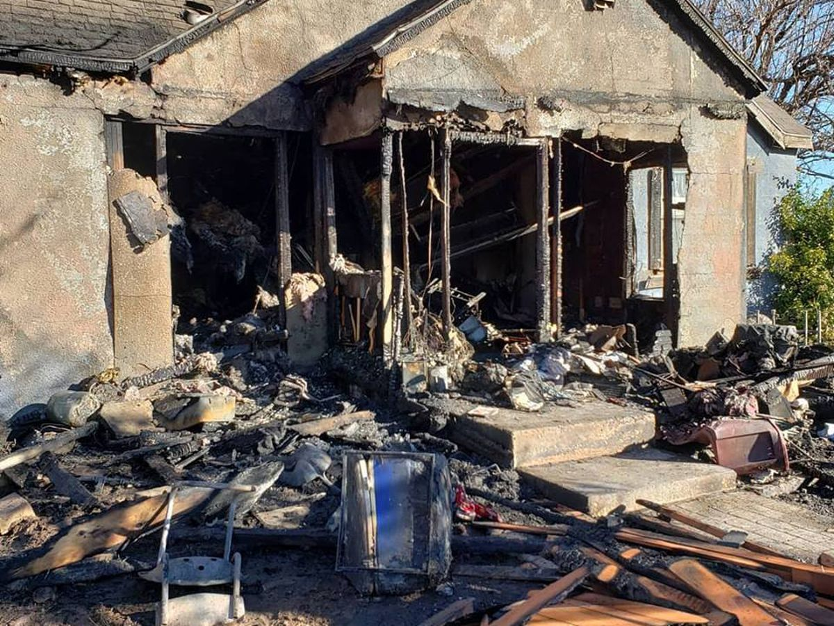 GoFundMe, other fundraisers established after Smyer teacher loses house in fire