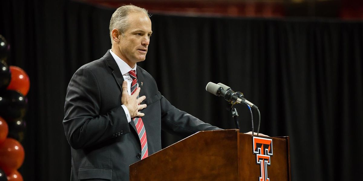 Texas Tech tour with Coach Wells begins Jan. 16 in Midland